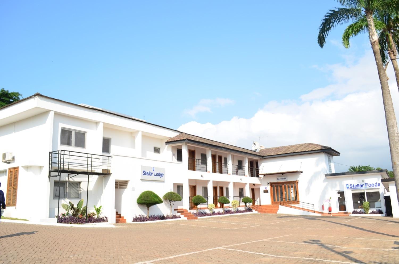 Stellar Lodge Hotel, Takoradi-Sekondi, Ghana