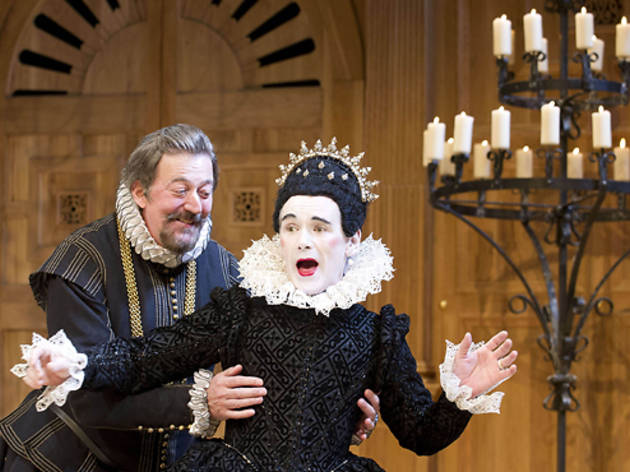 Theater: Twelfth Night and Richard III