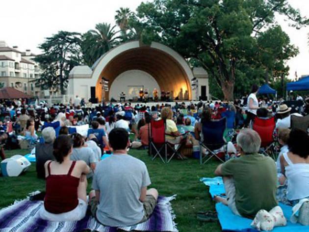 Levitt Pavilion Pasadena