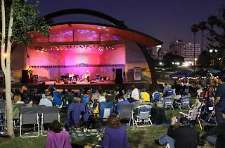 Levitt Pavilion Los Angeles.