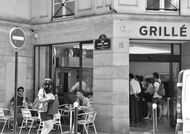For kebabs • Grillé