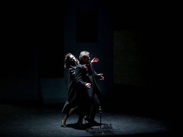Macbeth (©  Paul Koudounaris)