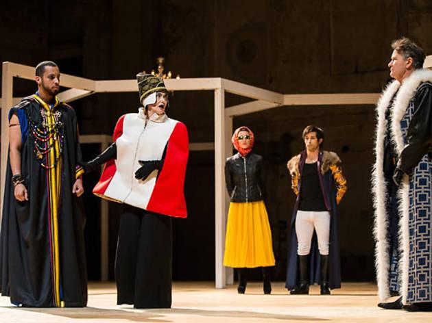 Les Amours vulnérables de Desdémone et Othello