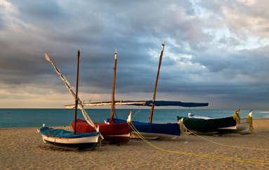 Platja Sant Pol de Mar
