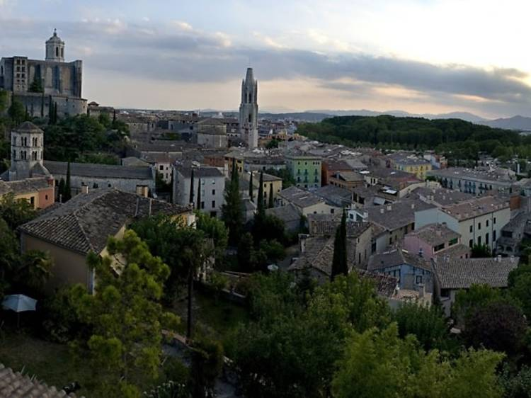 El Barri Vell de Girona