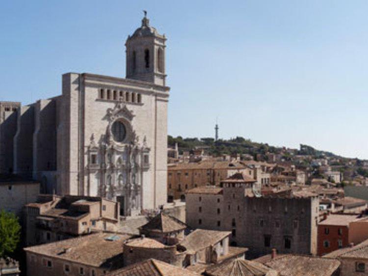 La catedral de Girona