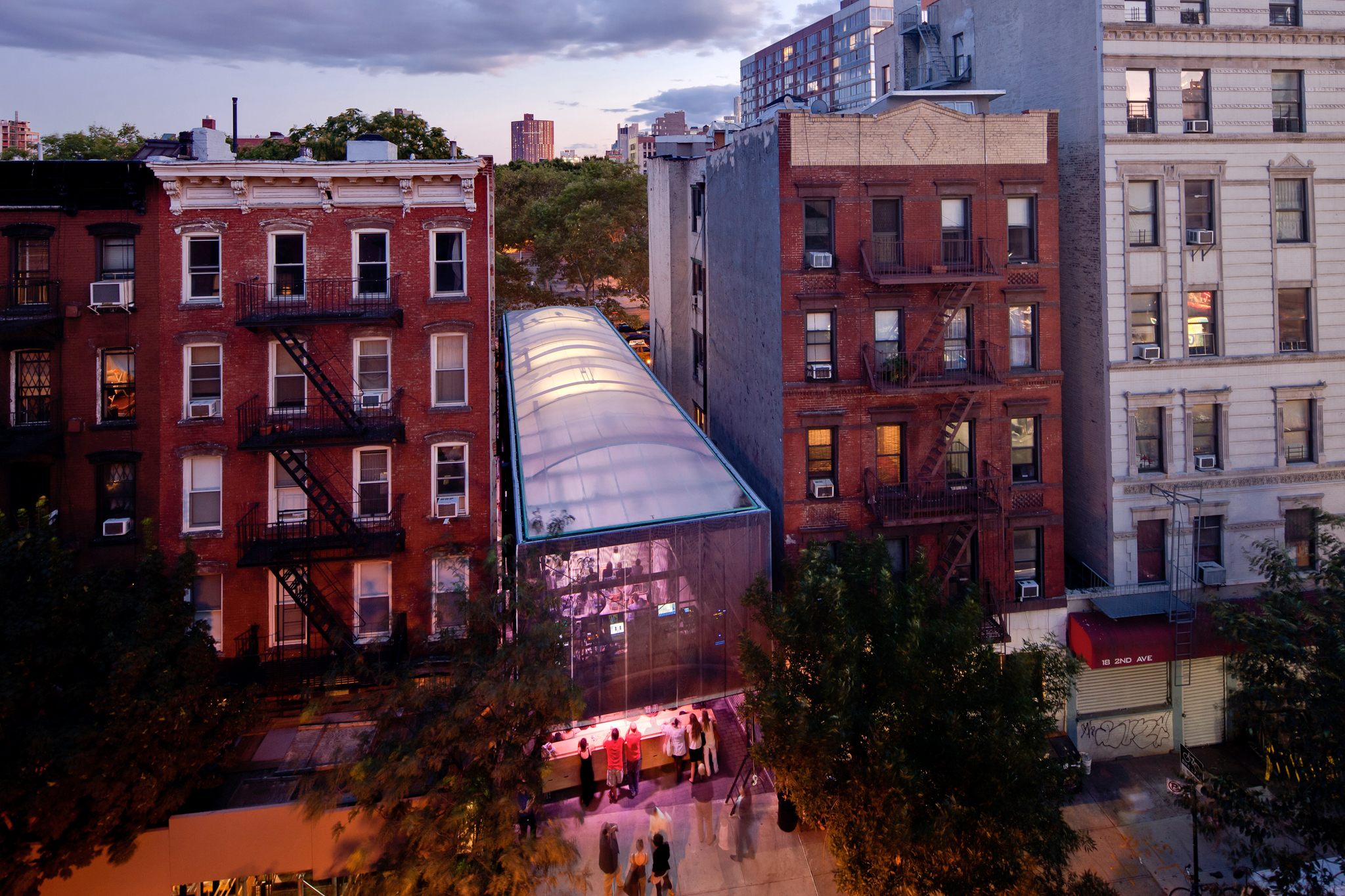 "Museums: ""Participatory City: 100 Urban Trends from the BMW Guggenheim Lab"""