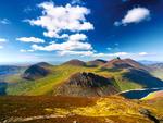 Ireland's country and coast