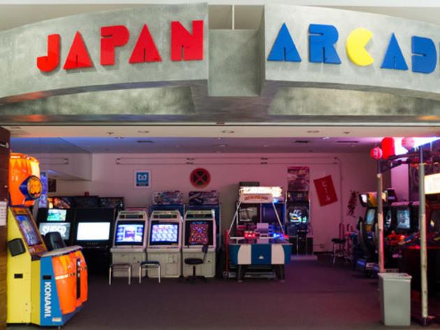 Japan Arcade.