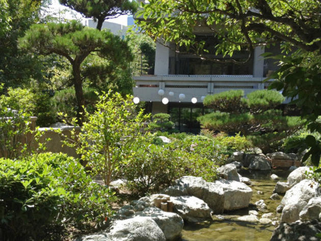 los angeles gardens temples and attractions in little tokyo - James Irvine Japanese Garden