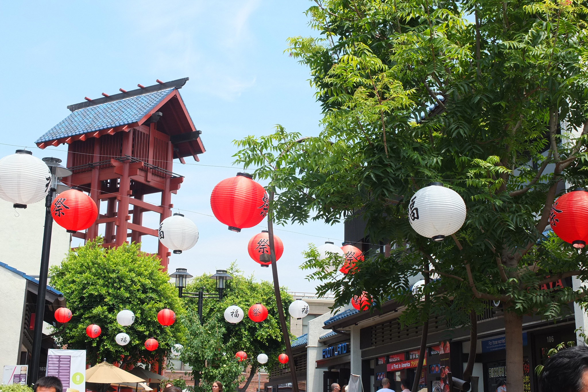 A guide to Little Tokyo