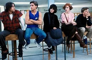 The Breakfast Club screening