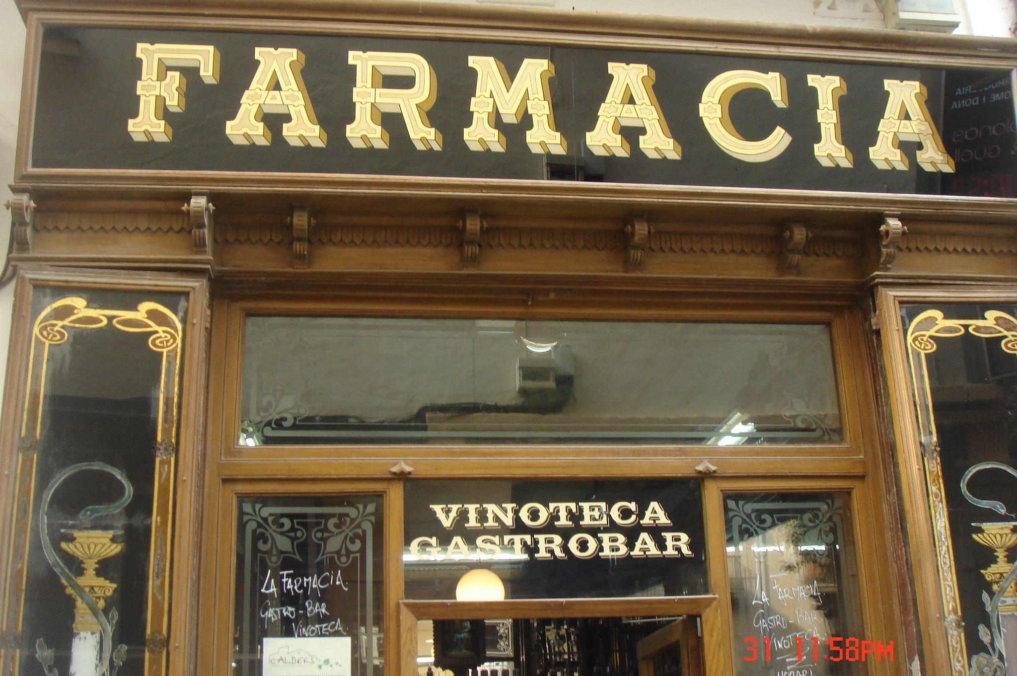 La Farmàcia Gastrobar