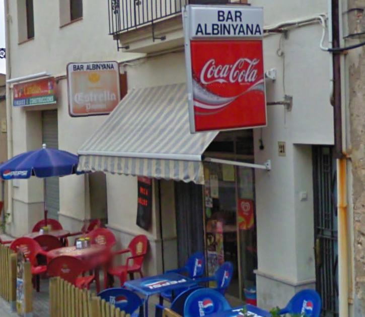 Bar Albinyana