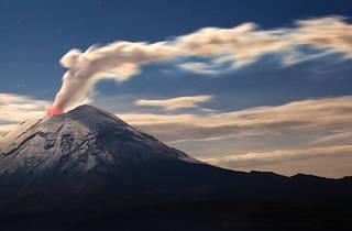 Popocatépetl (Foto: José Carlo González)