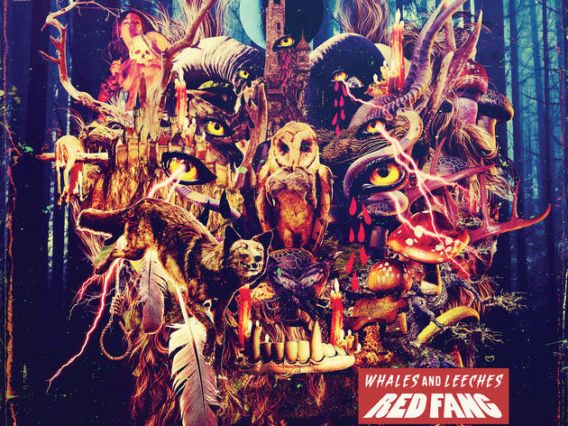 Red Fang ('Whales and Leeches')