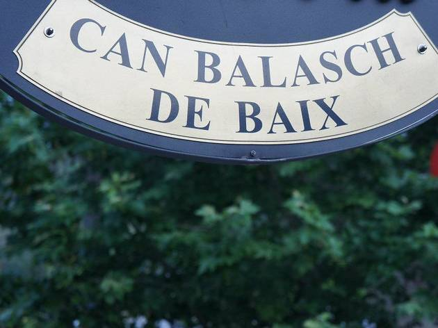 Can Balasch de Baix