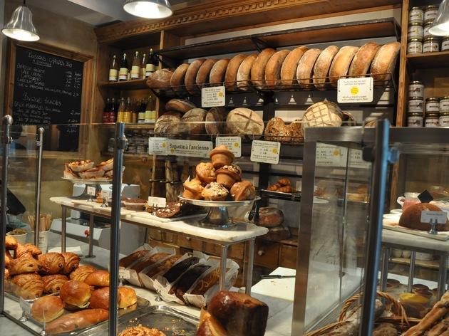 La pain quotidien (© Kevin Berthon)