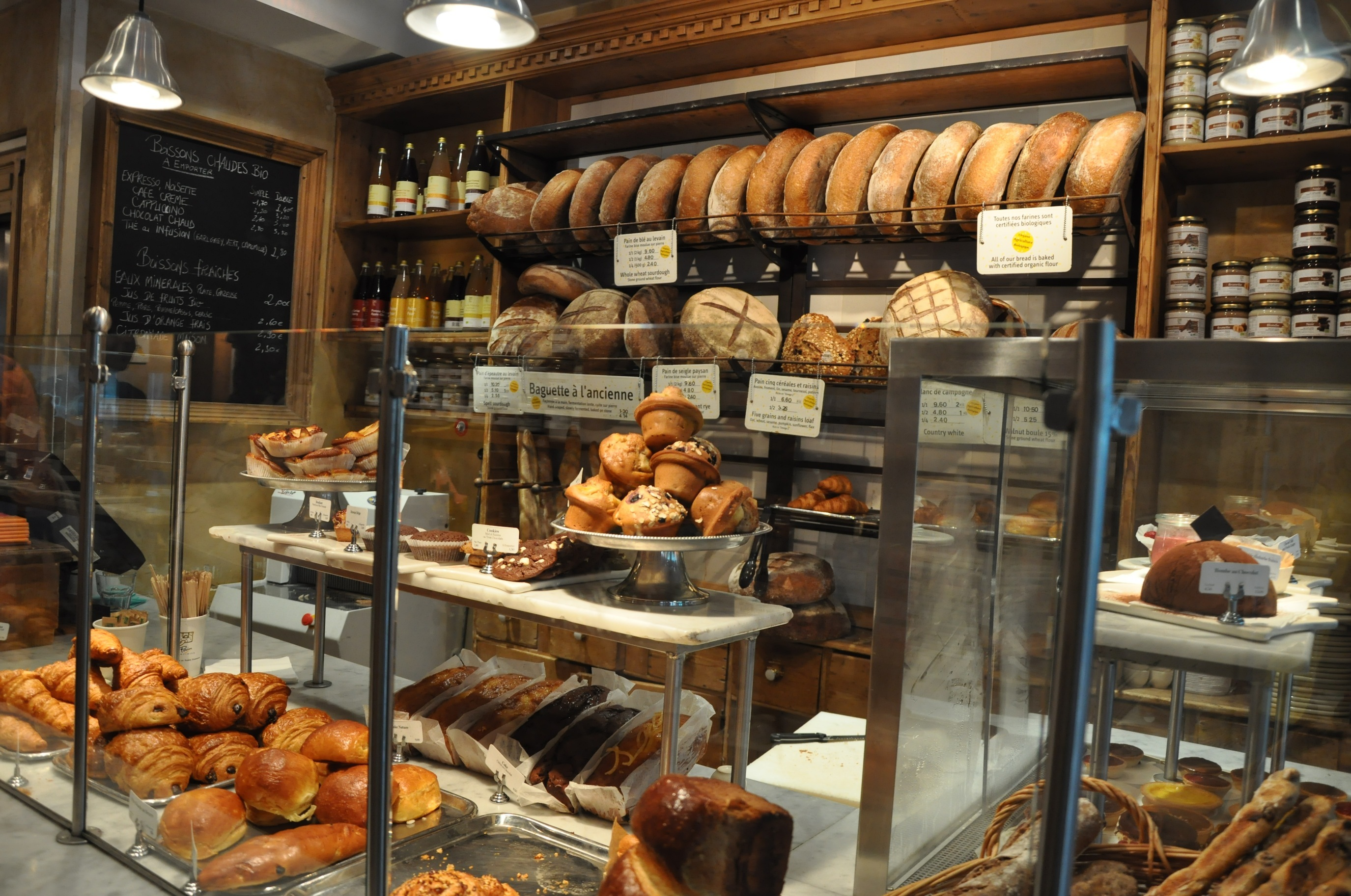 La pain quotidien