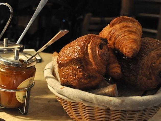 Le pain quotidien  (© Kevin Berthon)