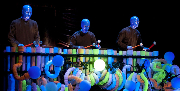 Blue Man Group image