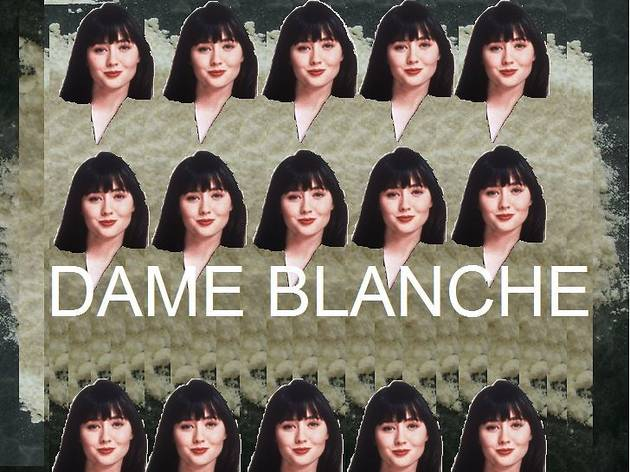 Dame Blanche + Assassins 88 + Françoise Pagan