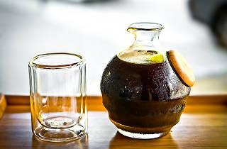 demitasse, coffee, little tokyo, cafe