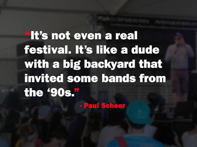FYF 2013: The 13 best jokes from the comedy tent