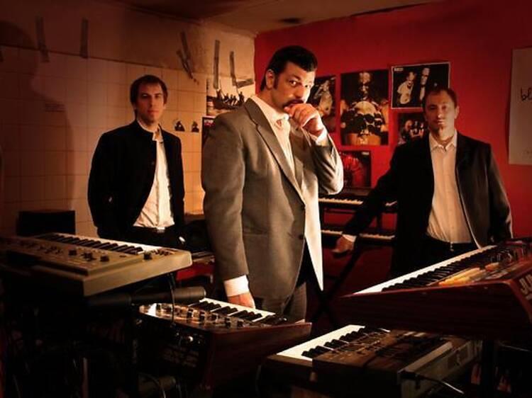 Concert • Black Strobe + Yan Wagner