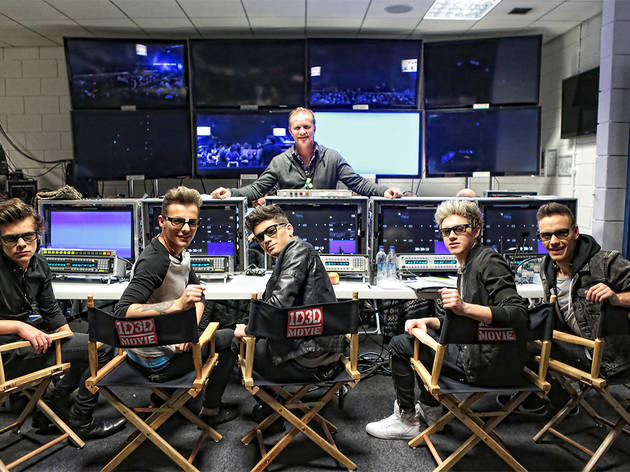 Morgan Spurlock, One Direction: This Is Us