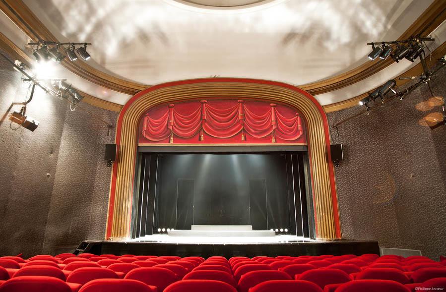 Théâtre de la Pépinière
