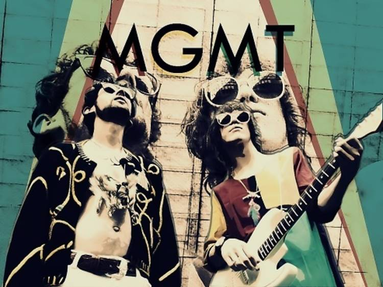 Concert • MGMT