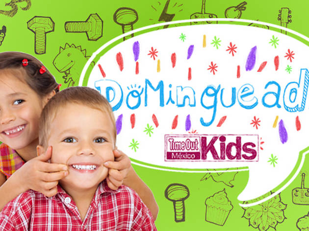Domingueada Time Out Kids / Cancelado