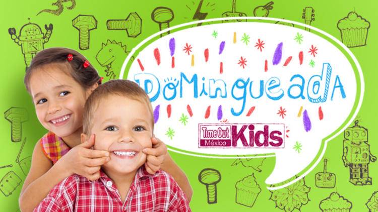 Domingueada Time Out Kids