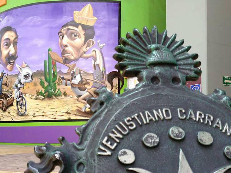 Centro Cultural Carranza