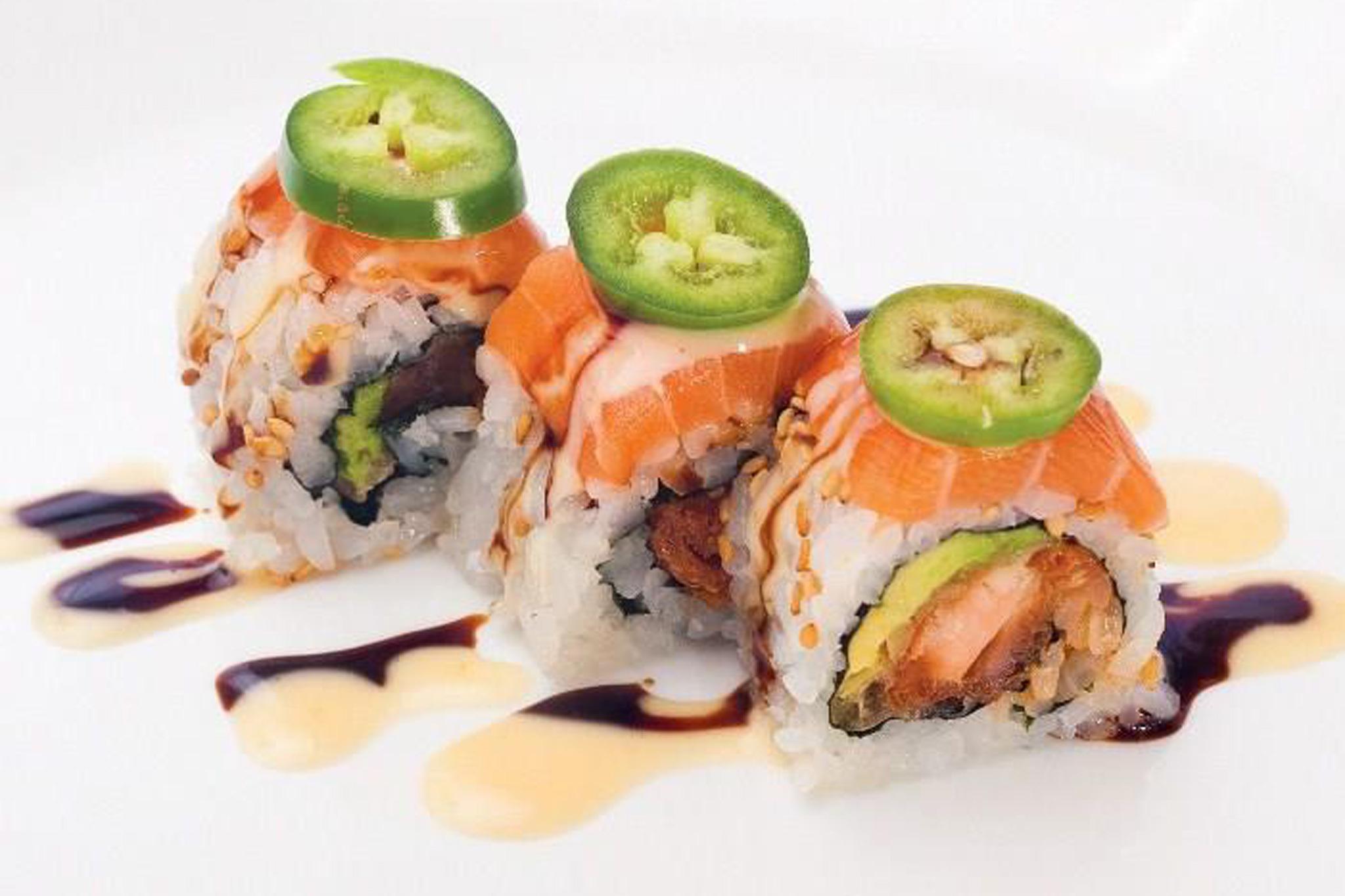 Conveyor belt sushi: Kula Sushi