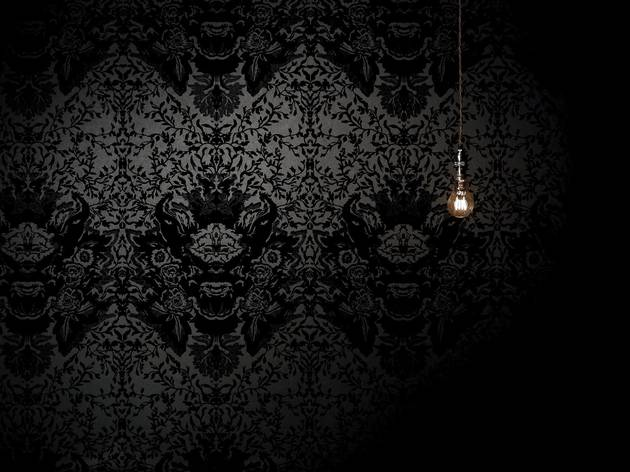 Timorous Beasties ('Devil Damask Flock Wallpaper', launched 2007)