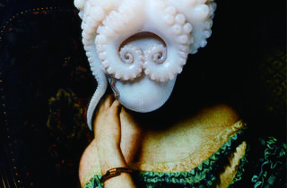 Yuniko Utsu ('Octopus Portrait', 2009)