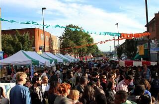 The Cally Festival 2013