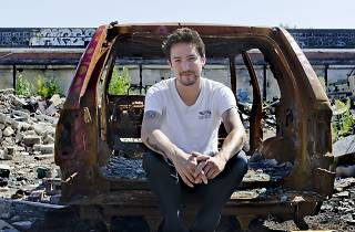 Frank Turner: The Road Beneath My Feet