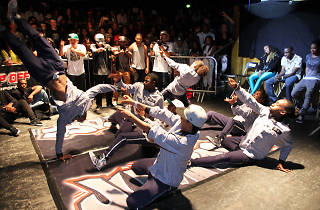 The Jump Off, hip hop