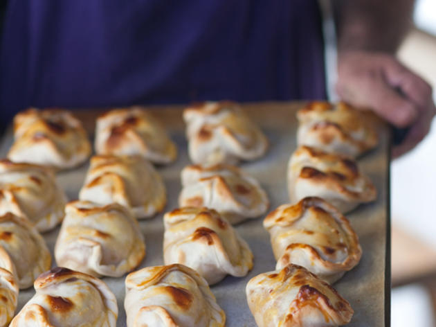Des empanadas chez Clasico Argentino