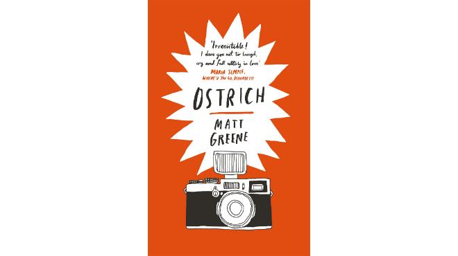 Matt Greene – 'Ostrich'