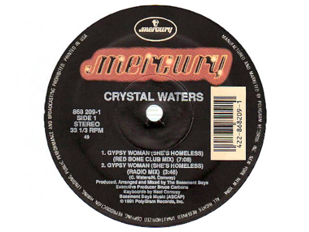 'Gypsy Woman' (Crystal Waters)