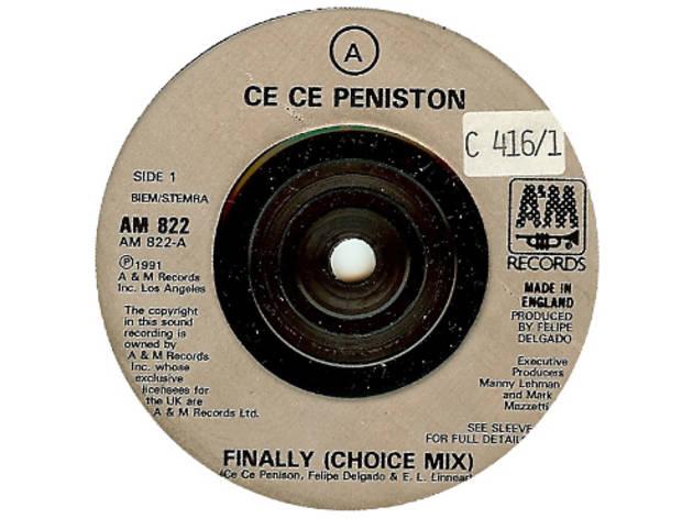 'Finally' (CeCe Peniston)