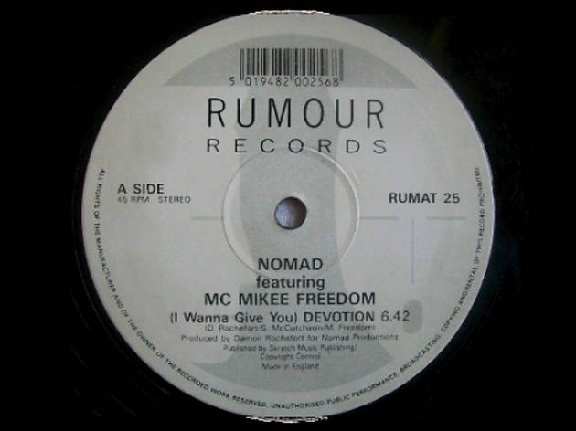 '(I Wanna Give You) Devotion' (Nomad)
