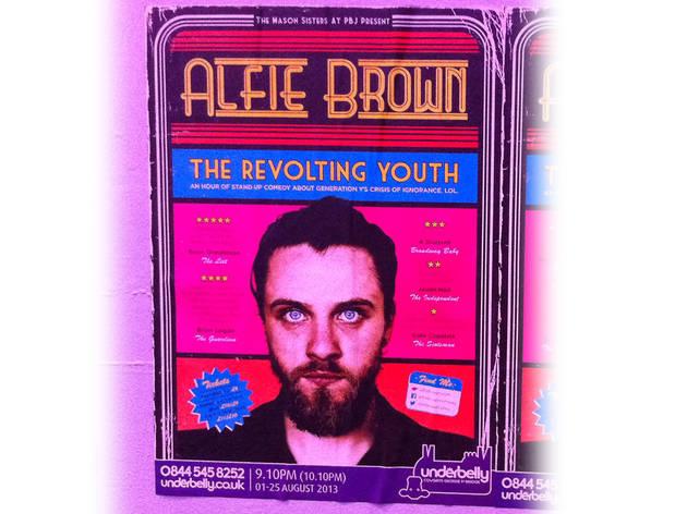 Alfie Brown