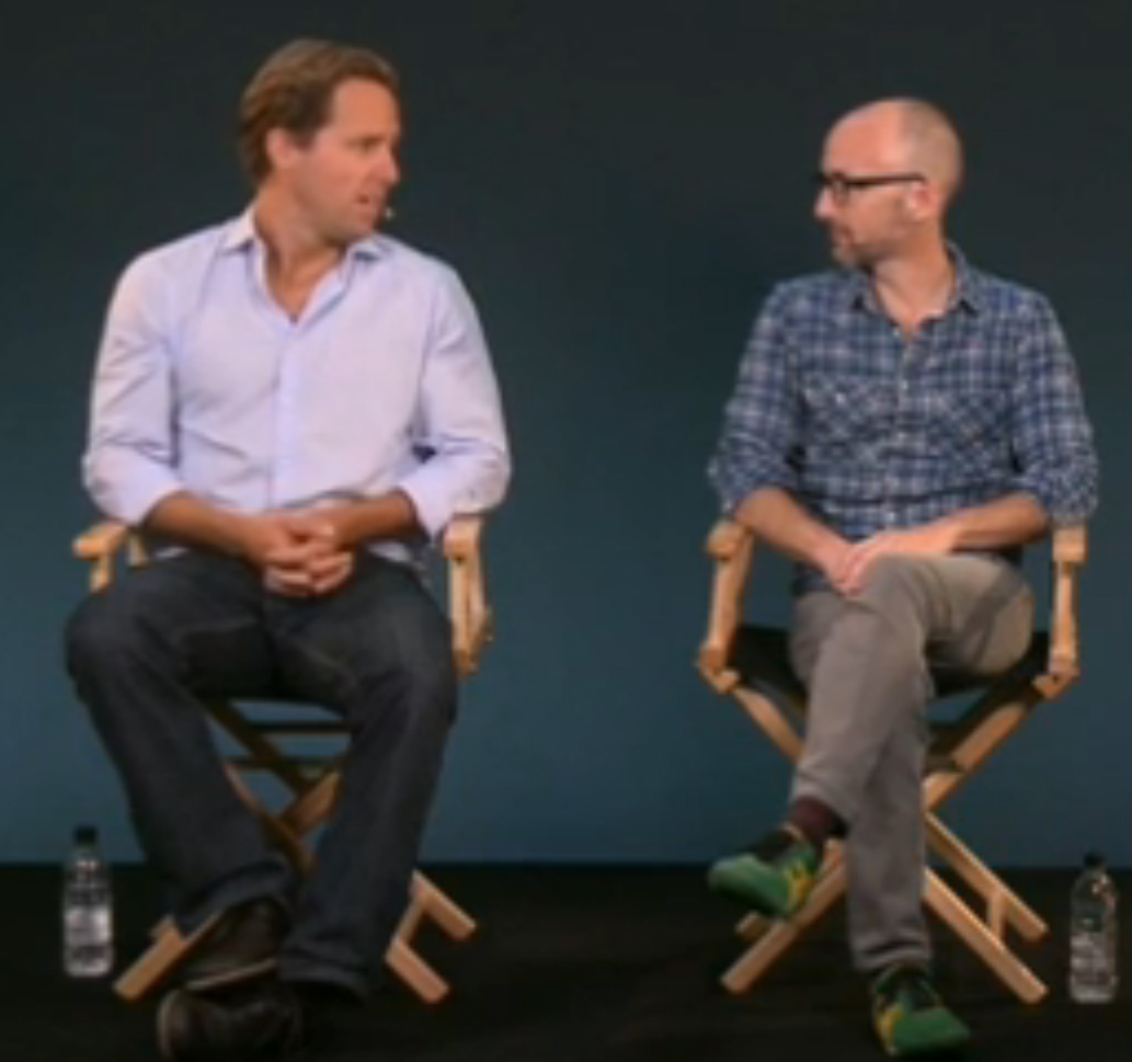 Nat Faxon, Jim Rash