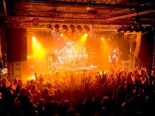 Belfast's lively music scene