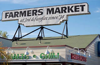 St. Patrick's Day Celebration at the Original Farmers Market
